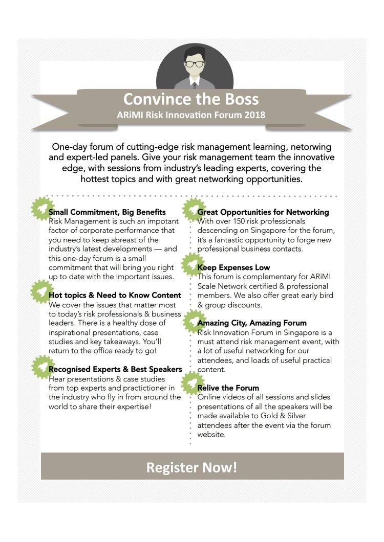 Convince the Boss 2018